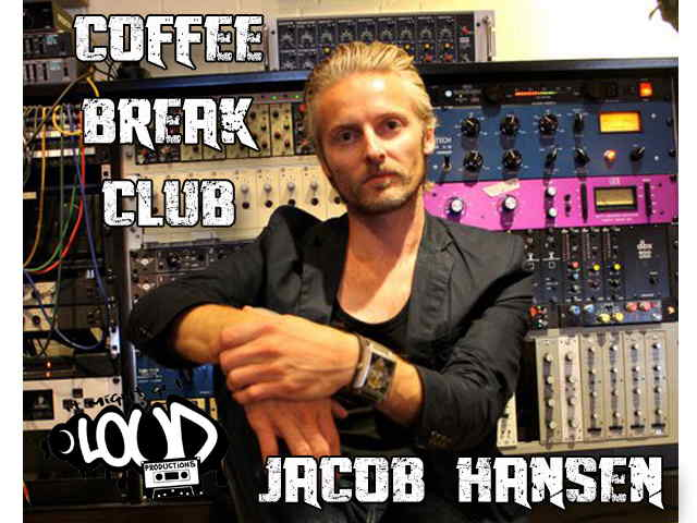 Coffee Break Club: Jacob Hansen