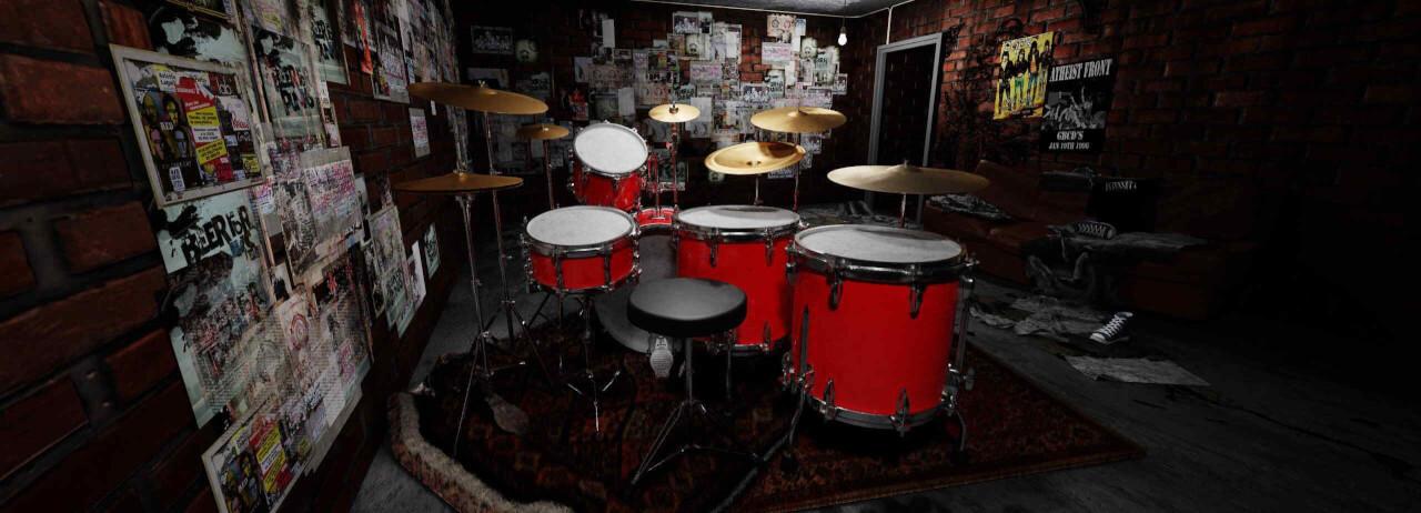 Metal Drum Samplers & Metal Drum MIDI Packs