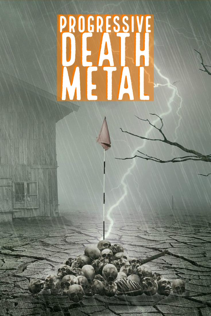 Progressive Death Metal Essentials MIDI Pack