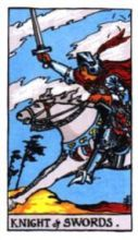 THE KNIGHTS OF SWORDS