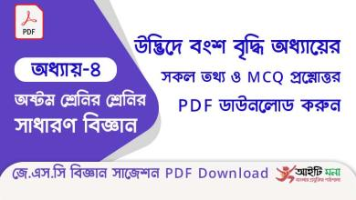 jsc-general-Science-suggestion-suggestion-pdf-download-chapter-4