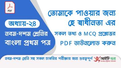 ssc-bangla-first-paper-mcq-pdf-download-chapter-24