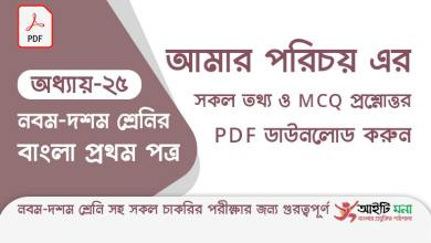 ssc-bangla-first-paper-mcq-pdf-download-chapter-25