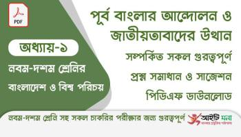 ssc-bangladesh-and-global-studies-chapter-1-pdf-download