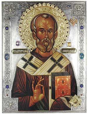 St. Nicholas, Archbishop of Myra