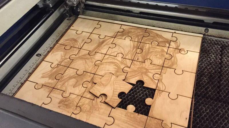 Fabrication: Laser Cutter