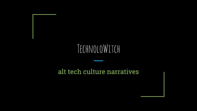 [Midterm] technoloWitch