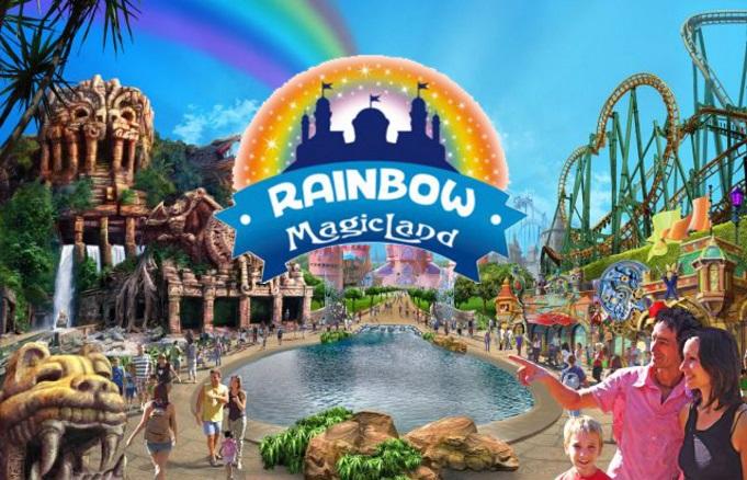 """Rainbow MagicLand: continuano i tre giorni """"All Black"""""""