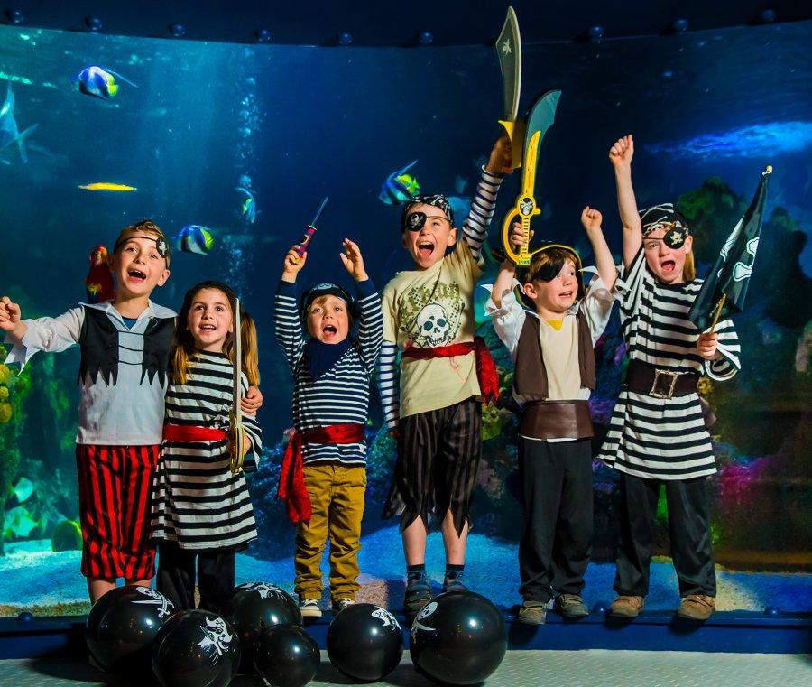 """Sea Life Jesolo: Carnevale con """"Alice nel Paese delle meraviglie"""""""