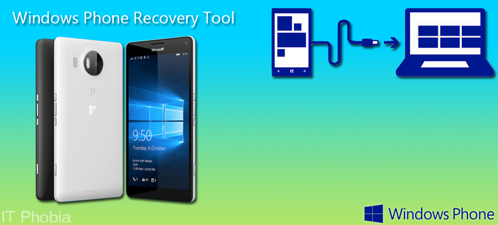 Windows Phone Recovery Tool | Recover, Reset, Rollback
