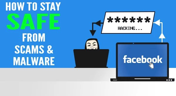 Scams and Malware on Facebook