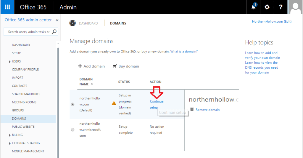 How-to Complete your Office 365 Setup and Exchange E-Mail