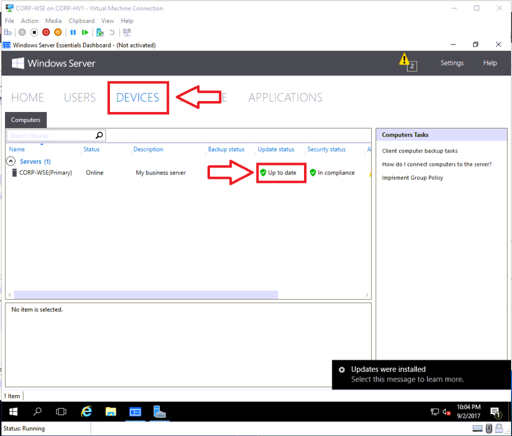 Tutorial: How-to Setup Azure Site Recovery using Windows