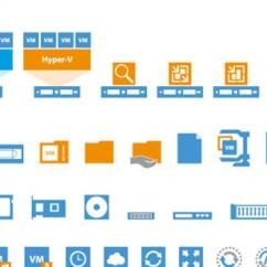 Sharepoint 2013 Components Diagram 1957 Chevy 3100 Wiring Download Free Visio Stencils For Vmware And Hyper-v From Veeam | It Pro
