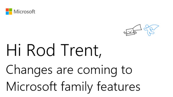 Microsoft Rolls Out Changes to Family Safety, Renamed to