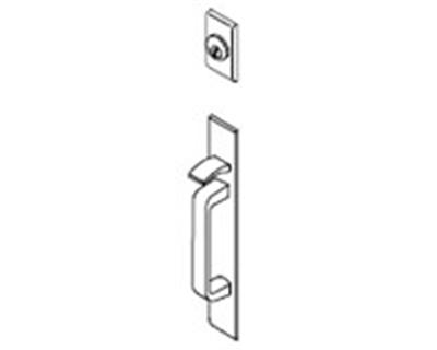 iTrade Inc. :: Access Control :: Egress Exit Devices, Trim