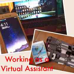 Working as a Virtual Assistant