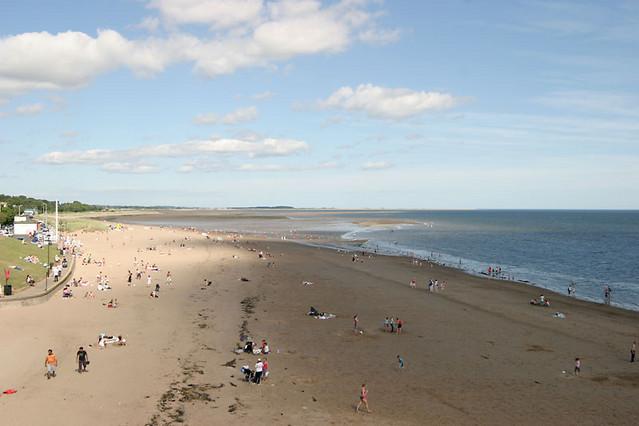 pantai di dundee