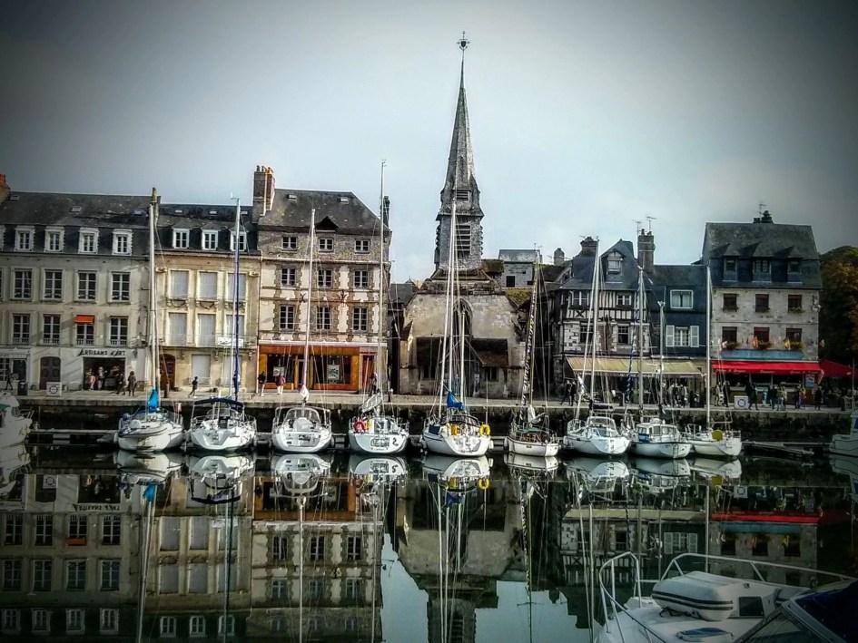 Honfleur Normandy