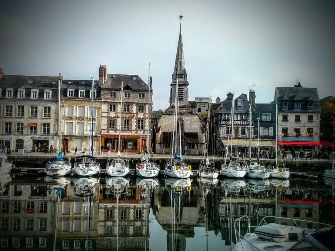 Honfleur - Medieval Port Town - birthplace of Impressionism