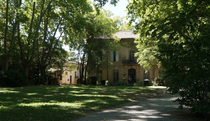 Family home of Cezanne - Artist of Aix