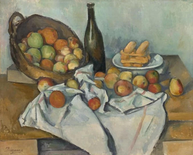 Paul Cezanne Still Life With Apples p