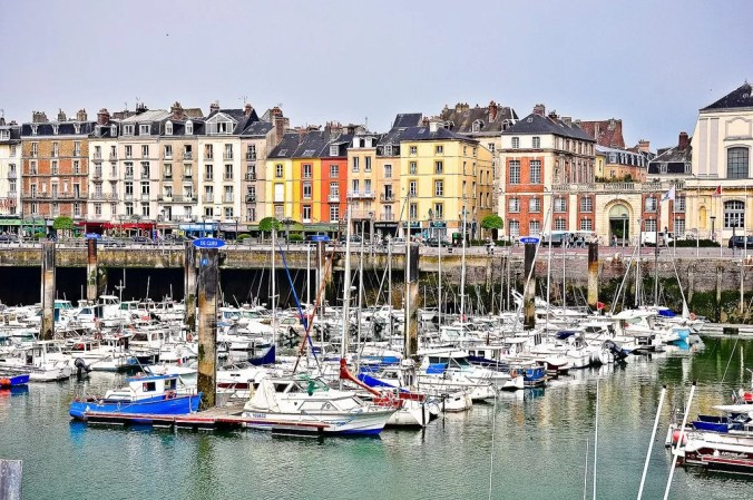 Photo of Dieppe Port