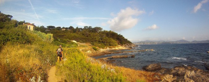 Sentier du Littoral - coastal walking trails