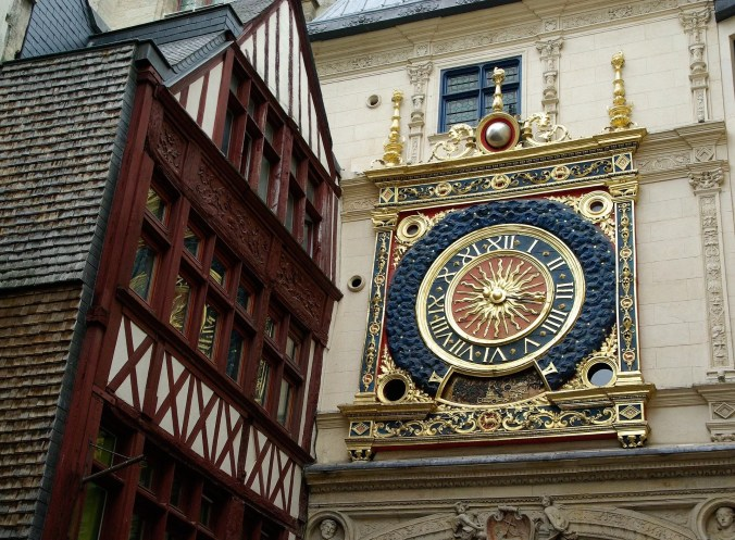 Gros Horloge (Great Clock) of Rouen