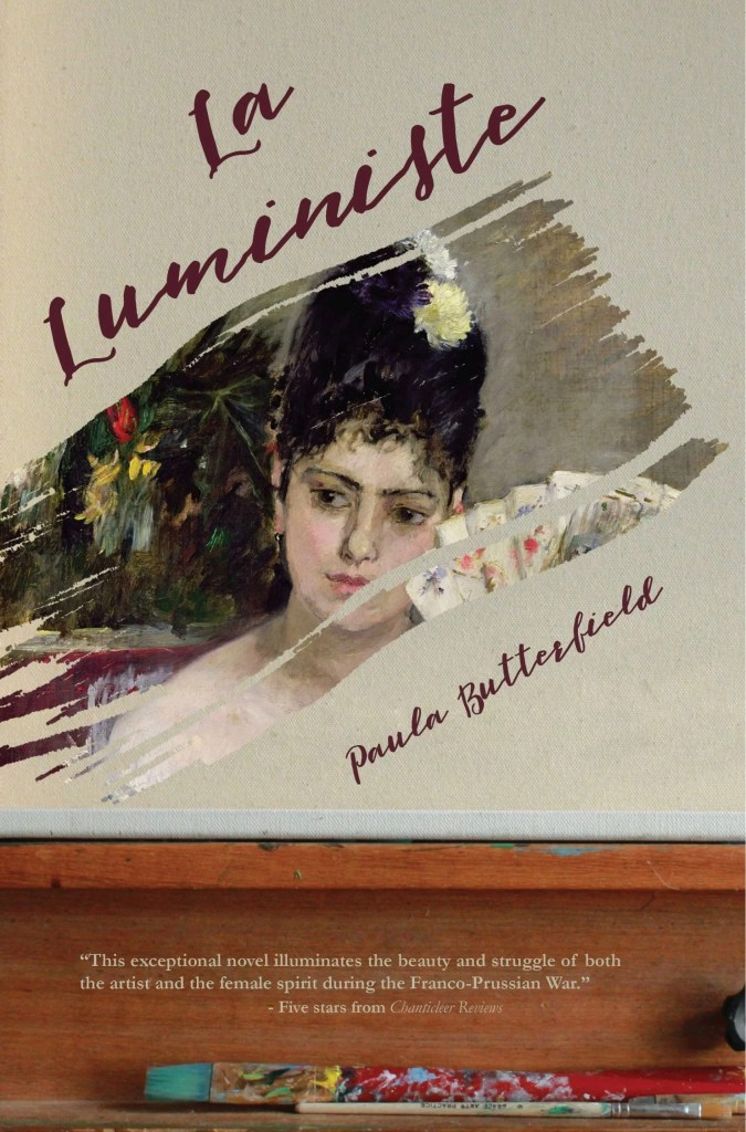 La Luministe book cover
