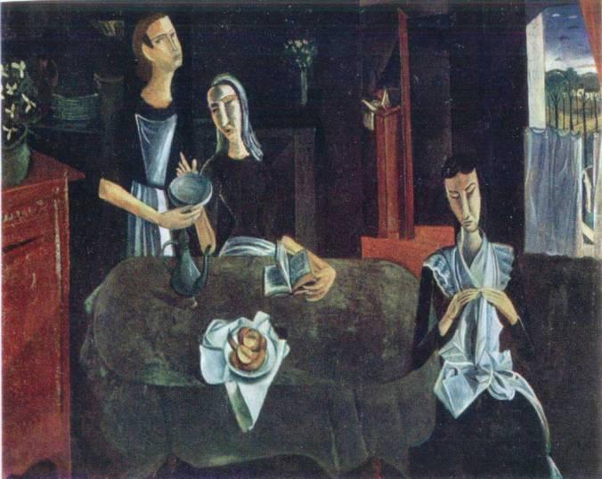 Andre Derain Painting entitled: Le Samedi (Saturday)