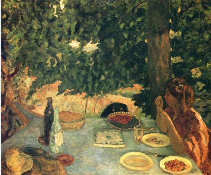 Pierre Bonnard painting called Cherry Pie