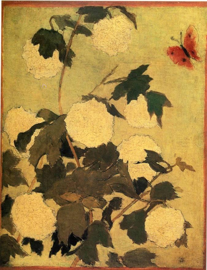 Japonism art and it's influence of Pierre Bonnard's Art