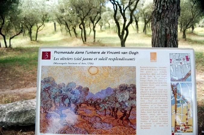 Van Gogh Walking Trail