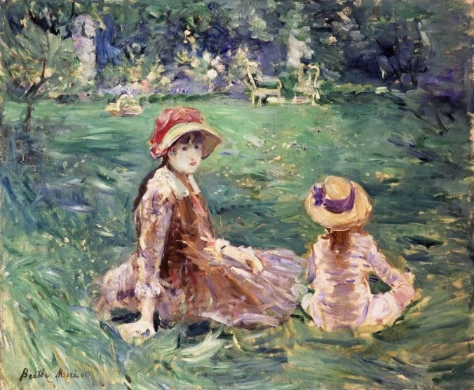 Berthe Morisot - Exhibition of Impressionism Paintings