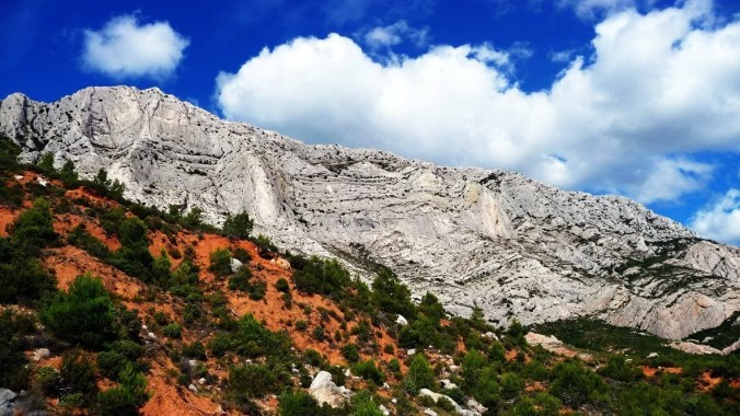 Mont Sainte Victoire - French Grand Site