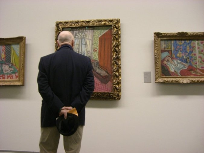 Art museums showing the famous artwork of the Impressionists