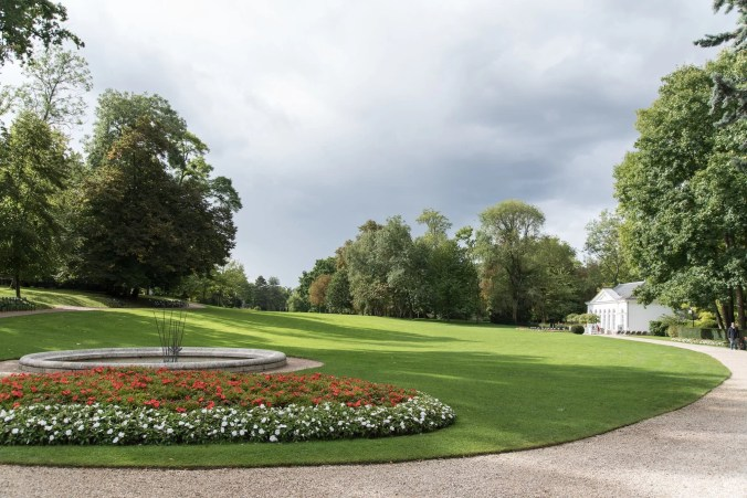 Yerres Caillebotte Estate - house and gardens