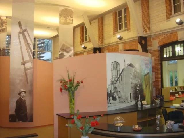Renoir Cultural Center, Essoyes