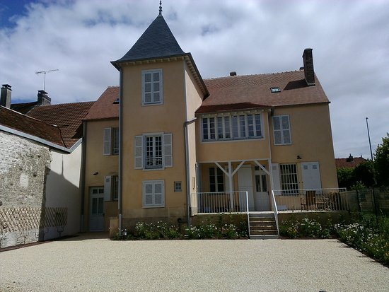 Renoir's House in Essoyes