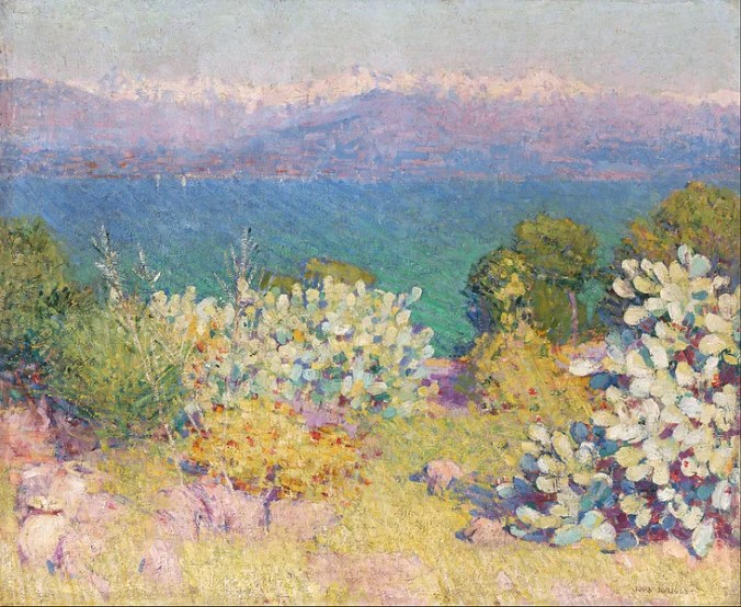 Antibes Landscape by John Russell