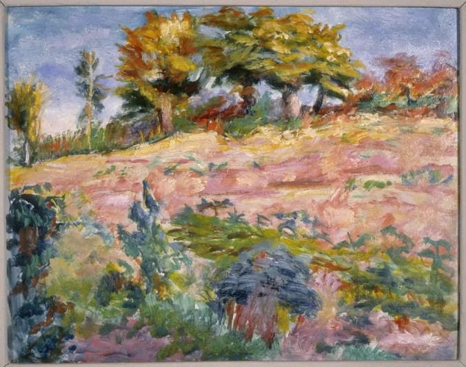 Roderic O'Conor landscape