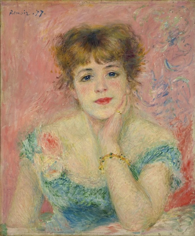 Pierre-Auguste Renoir Painting from the Morozov Collection