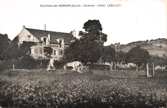 Giverny-Hotel Baudy