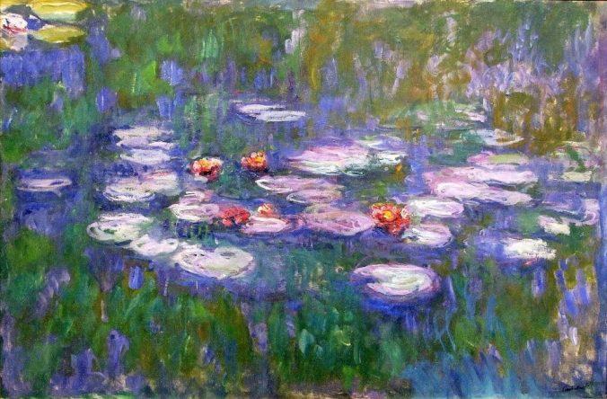 Claude Monet art gifts
