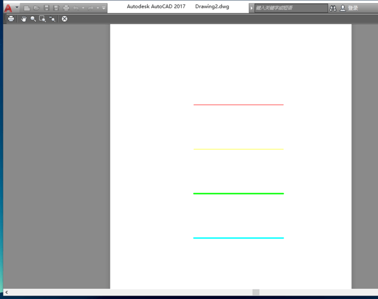 Cad怎麼設置不同圖層中的線條的線寬? - IT閱讀