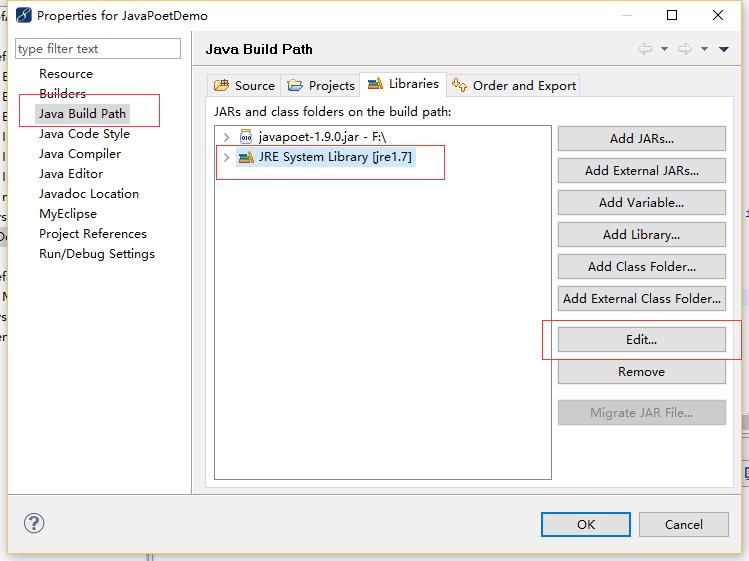 myEclipse配置jdk1.7教程 - IT閱讀