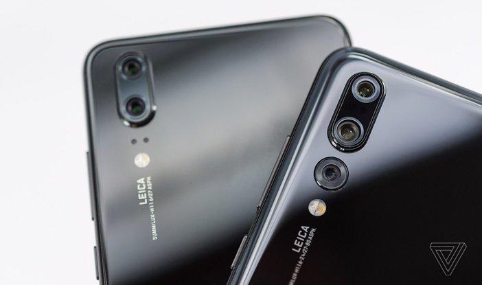 Huawei P20 и P20 Pro отличия камер