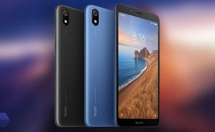 Xiaomi Redmi 7A – главный конкурент Realme C2