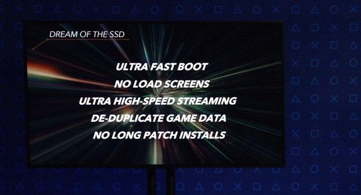 Важные преимущества SSD диска в PlayStation 5